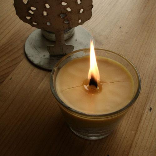 Fabriquer vos bougies à la cire d'abeille